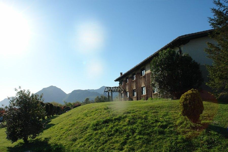 Paraje del Asturcón Ribadesella - Zona exterior