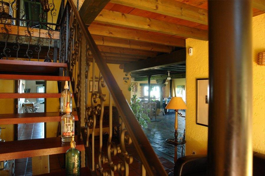 Paraje del Asturcón Ribadesella - Recepción y subida habitaciones